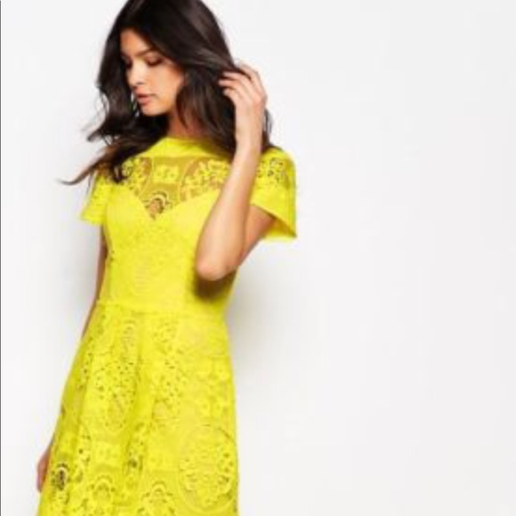 River Island Lace Midi Dress Runs Small